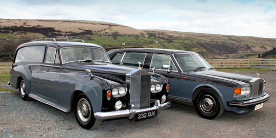 Pearson Funeral Cars